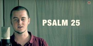PSALM 25 - Denk An Dein Erbarmen